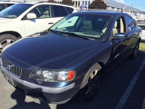 06 VOLVO S60-$5000-4DR-5 CYL.TURBO -AUTO.-LIKE NEW-$5000