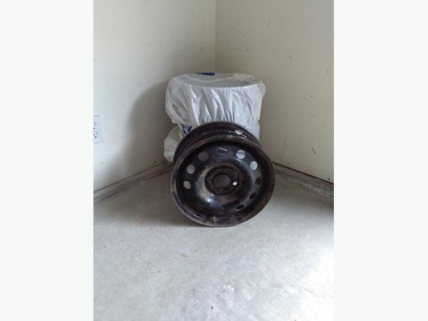Rims for 2009 Chevy Aveo