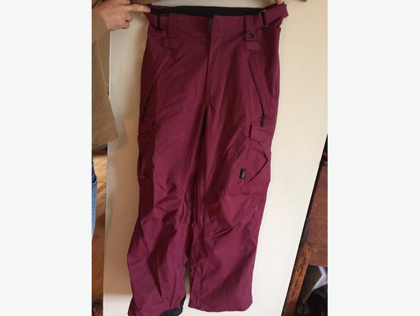 Mens Westbeach Snowboard pants sz M