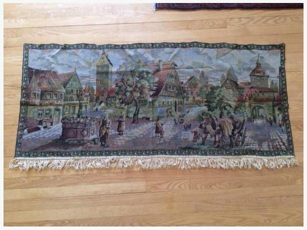 beautiful tapestry