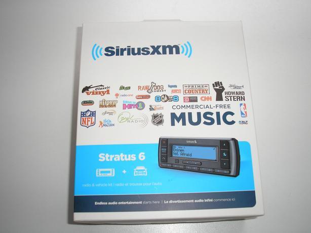 Sirius XM Stratus 6