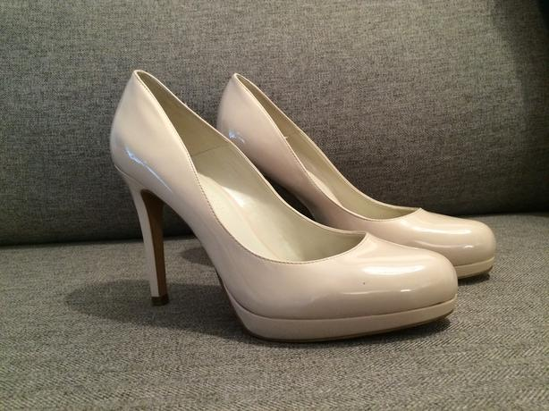 Aldo Nude Stilleto Shoes