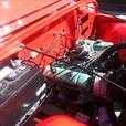 Restored 1969 Jeep CJ%