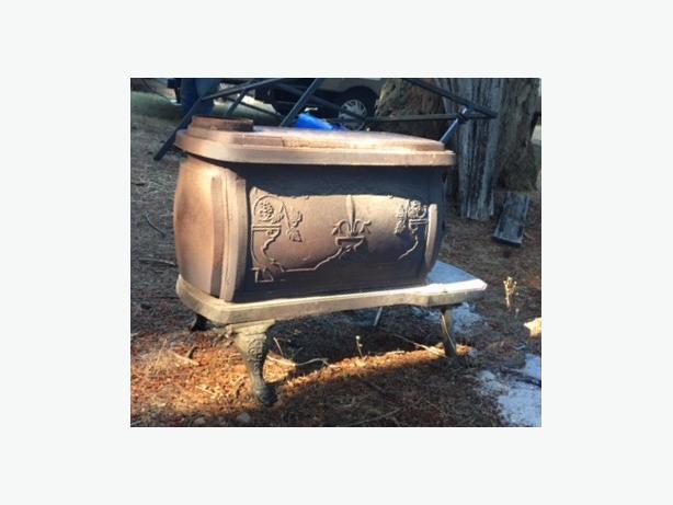 Decorative Wood Stove