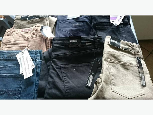 $12 Each - Lot of designer pants/jeans for ladies – all new with tags