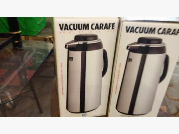Vaccum Coffee Carafe (Brand New)
