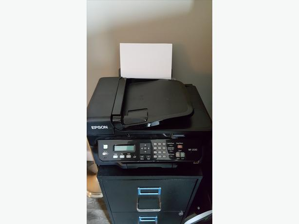 Epson Inks; Color & BW PLUS Epson Workforce Printer!