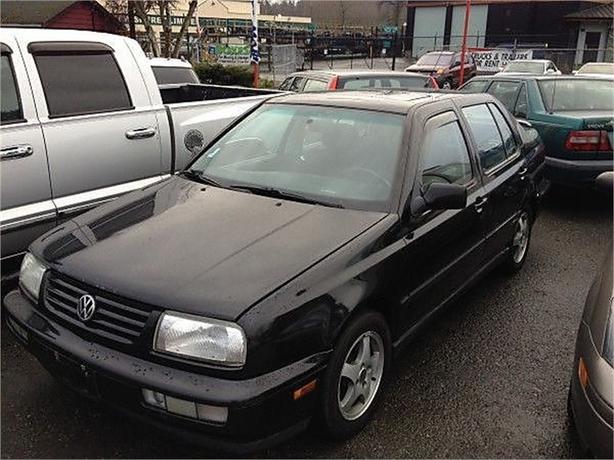 1998 Volkswagen Jetta Wolfsburg Edition