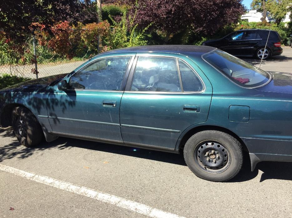 1996 toyota camry outside cowichan valley cowichan mobile for 1996 toyota camry power window problems