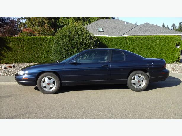 1998 Monte Carlo one owner