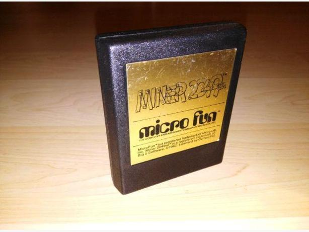 Miner 2049er For The Colecovision