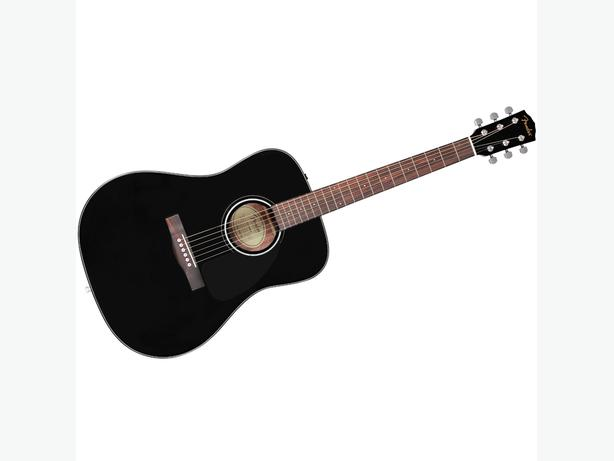 2015 FENDER CD 60 Acoustic