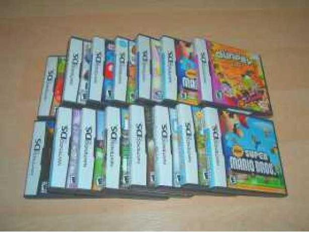 Nintendo DS Games - Most only $5 or less!!!