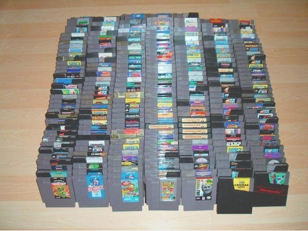 Classic Nintendo (NES) Games