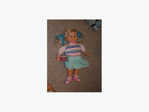 cricket doll 1986 playmates toy
