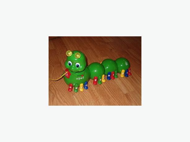 leap frog ,,caterpillar Alphabet Pal s