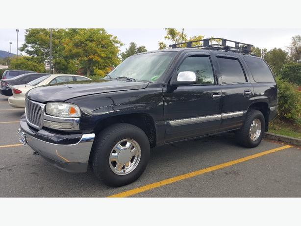 2001 Yukon - 4x4 - loaded