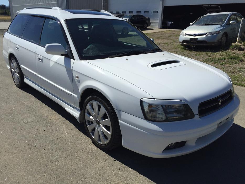 1998 Subaru Legacy Wagon Gt Twin Turbo Awd Courtenay