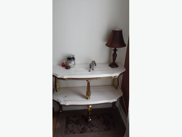 Front Entry Table