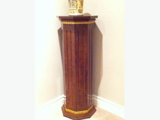 Stand / Pedestal European Antique