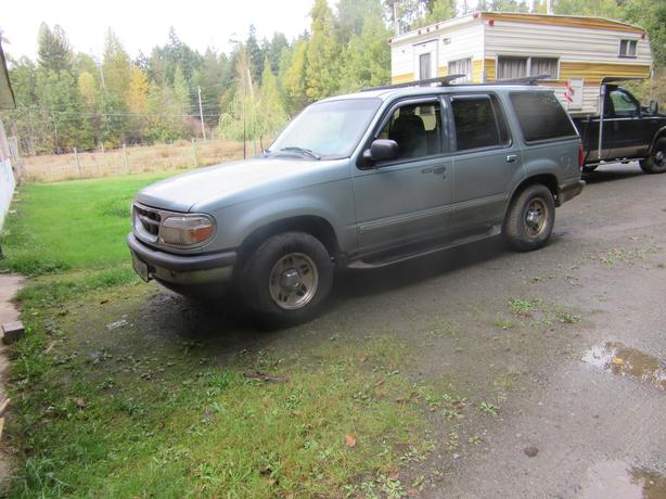1996 FORD EXPLORER XLT 4WD