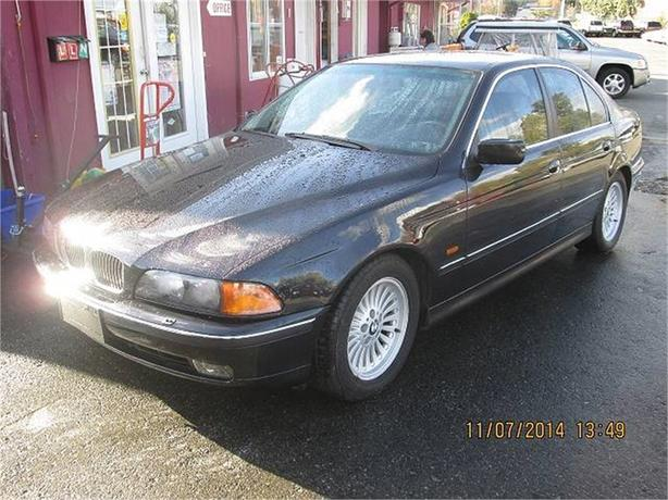 1997 BMW 540iA 540iA