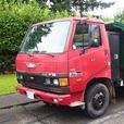 Hino 3 ton dump truck