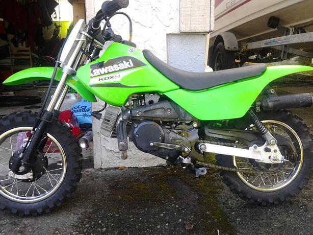 2005 kdx 50