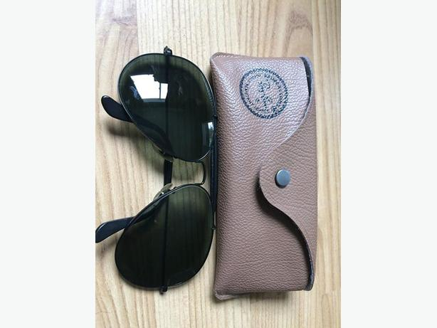 Older Style Ray Ban Sunglasses