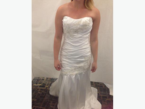 Jade Daniels wedding gown- Unworn/Unaltered