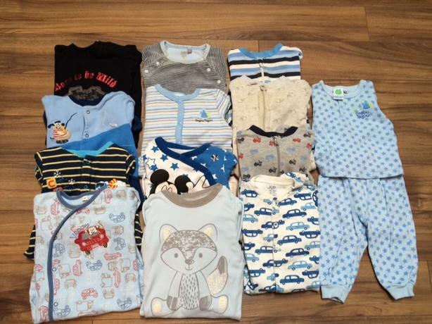 6-9 month boys lot