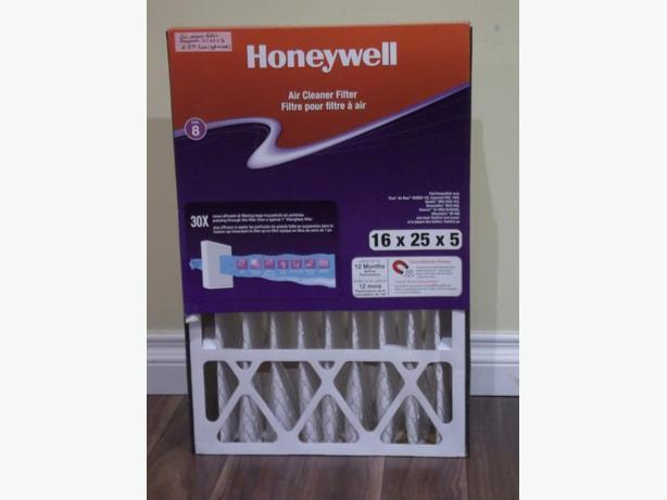 HONEYWELL PROVEN FILTER PERFORMANCE 16X25X5