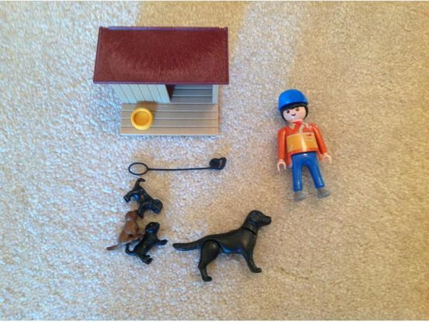 Playmobil Dog house *plus