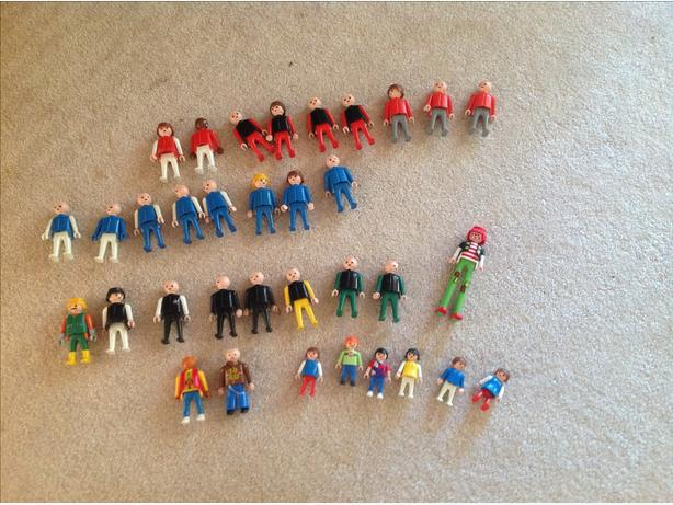 Playmobile ppl