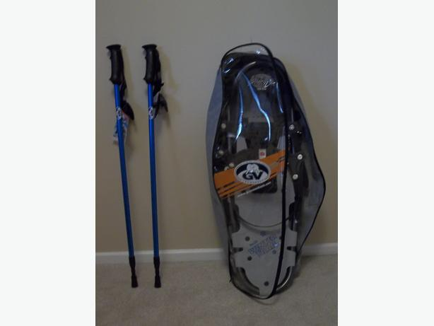 """GV SNOWSHOES WINTER TRAIL 9X30 SPECIAL EDITION 50 ANNIVERSARY """