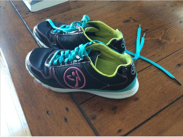 Gently used Zumba Shoes