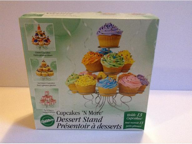 Wilton Cupcakes & More Dessert Stand