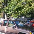 Truck and Camper in Port Alberni