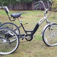 3 wheel bicycle