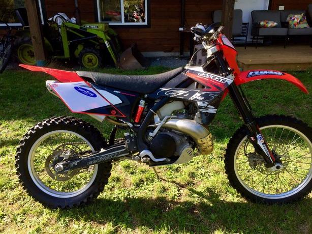 2010 GasGas 250ec