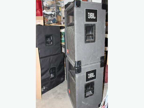 Top full range JBL-4725