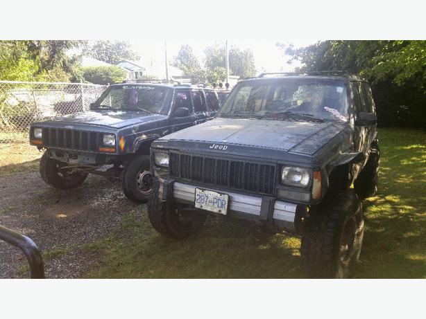 96 & 98 xj 4dr auto