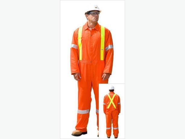 AGO-PC-145 SAFETY OVERALLS