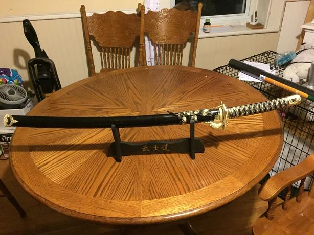 awesome katana sword