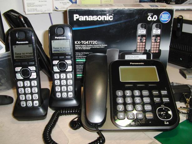 Panasonic  Phone Set