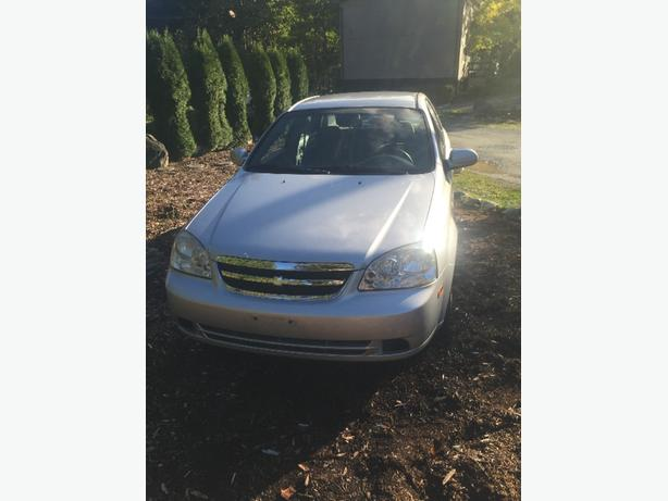 2005 Chevy Optra Low KM