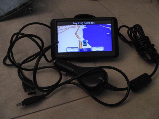Garmin GPS (Nuvi 255W)