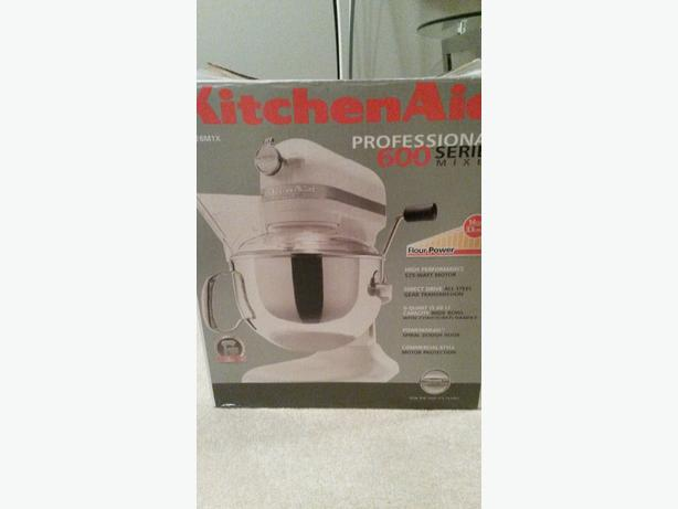 KitchenAid 600 Series mixer