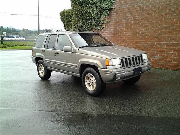 1997 Jeep Grand Cherokee Limited 4WD