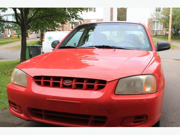 2001 hyundai accent gl charlottetown pei. Black Bedroom Furniture Sets. Home Design Ideas